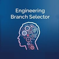 THE BEST WAY TO SELECT YOUR ENGINEERING BRANCH. DISCOVER IT TODAY THROUGH PERSONALIZED PSYCHOMETRIC ENGINEERING REPORT.