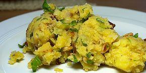 Mediterrane Stampfkartoffeln | Rezept | Rezepte mit Bildern für die anspruchsvolle Hobbyküche