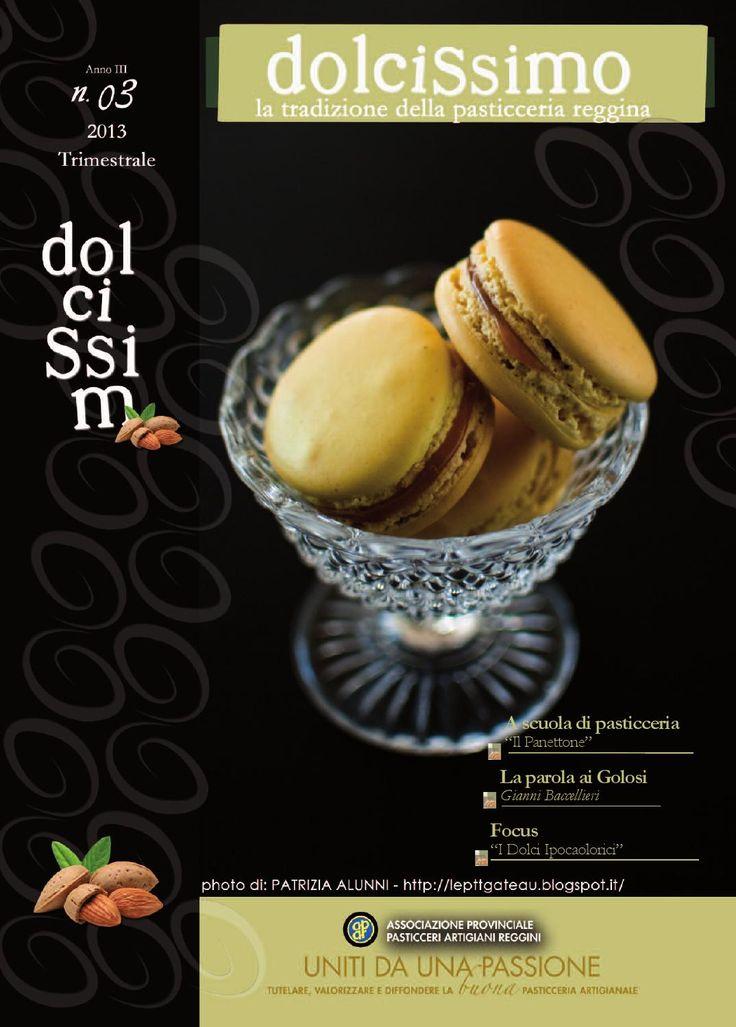Dolcissimo n03 2013 terzo numero della rivista più dolce!!!