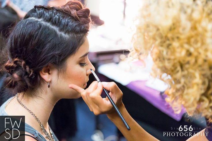 Hair & Makeup by: Gila Rut San Diego Salon MU State of Mind Bellus Academy