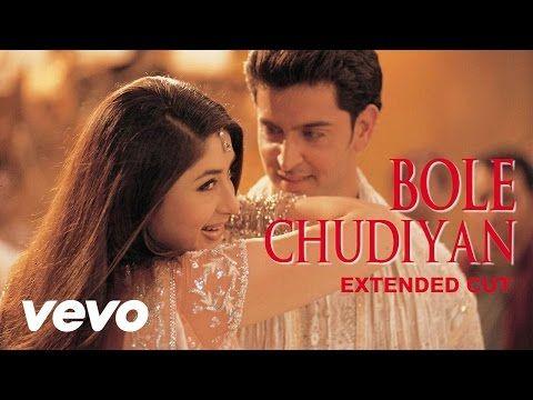 K3G - Bole Chudiyan Video | Amitabh, Shah Rukh, Kareena, Hrithik - YouTube