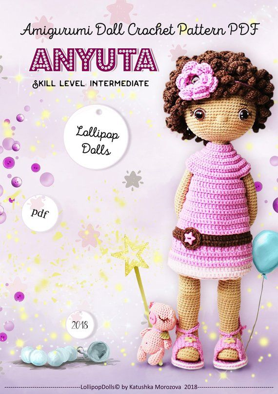 PDF Bunny Marshmallow PATTERN, Amigurumi Doll, DIY, Stuffed Toy 20 ... | 807x570