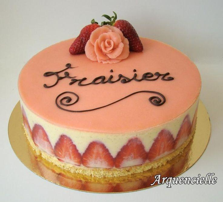 Fraisier : un grand classique de la pâtisserie Française - Paperblog