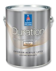 Duration Exterior Acrylic Latex Paint From Sherwin Williams