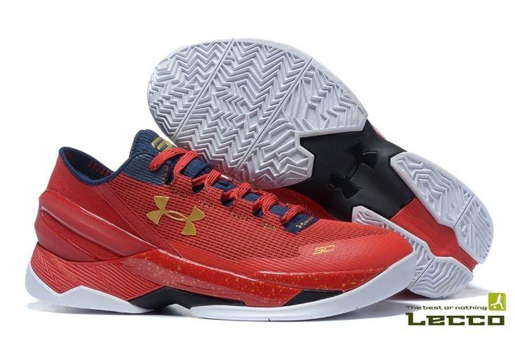 Обувь Мужские кроссовки Under Armour Clutchfit Drive Low Red