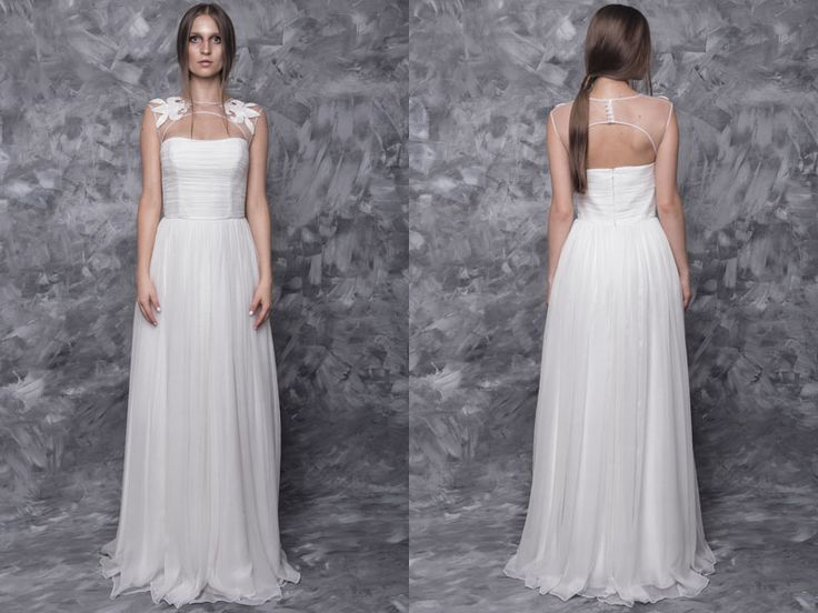 Jiulia Ligia Mocan S/S 16 Bridal Collection