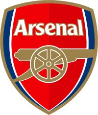 Arsenal FC.svg See all Premier League clubs' social media profiles in the keebits App. Get the app on www.keebits.com