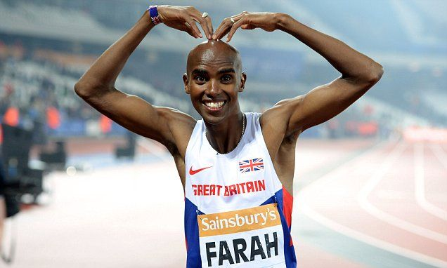 Sir Mo Farah could perform dramatic U-turn on decision not to run for Great Britain & Northern Ireland again as he considers marathon credentials      Mo Farah is refusing to rule out competing over the distance at Tokyo Olympics     Farah: 'I wouldn't let my country down. I would love to represent my country'      34-year-old will take a break before gearing up for next April's London Marathon     Dina Asher-Smith revealed she may skip March's world indoor championships