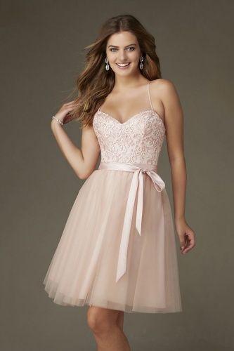 A-Linie Herz-Ausschnitt Kurz/Mini Kleid – $106.99