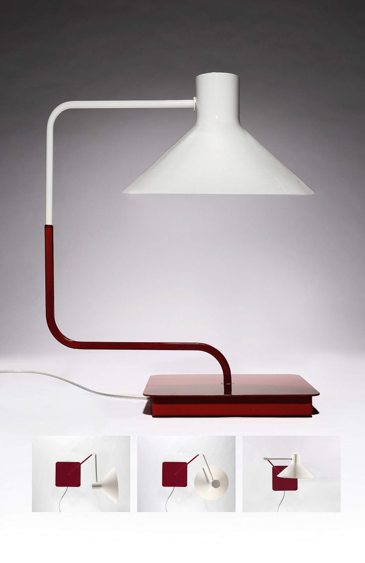 Noa Lucente Glass Lamps by Lucente