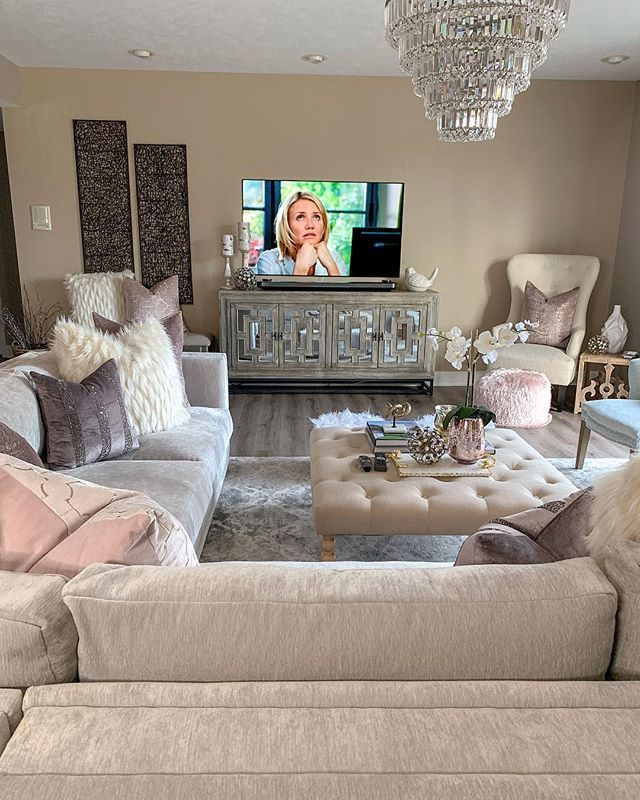Homedecor Apartment Living Room Glam Living Room Home