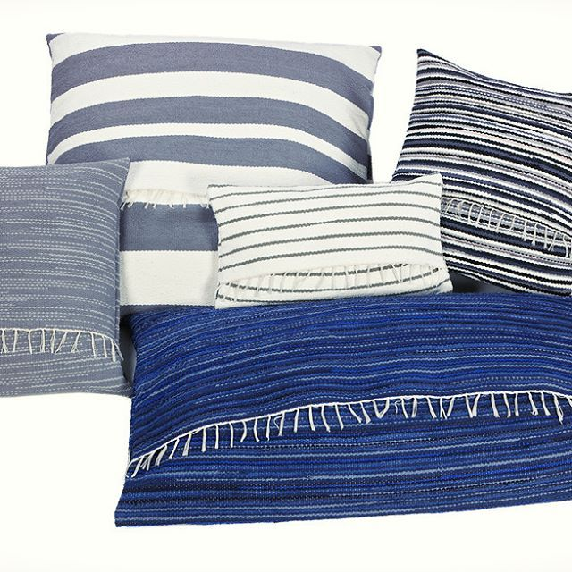 Comfortable pillows available in 4 different sizes