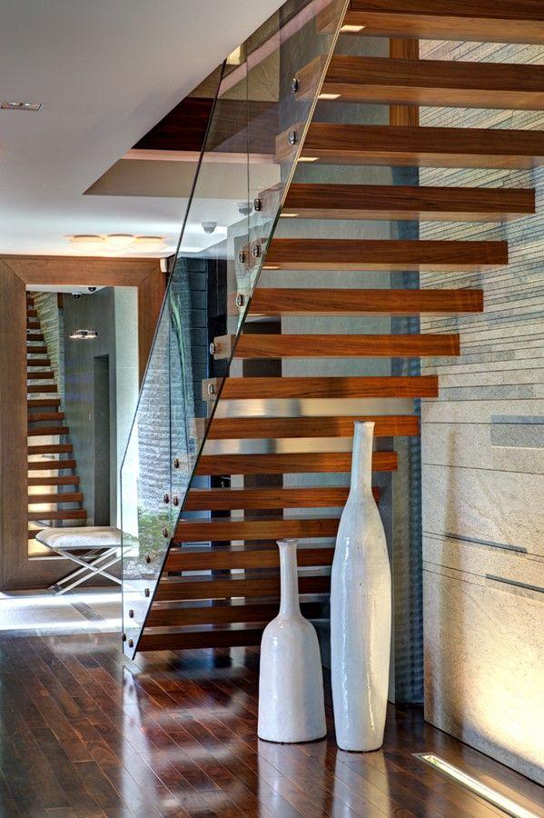 Nowoczesny kominek wolnostojący Manufaktura Wirchomski design stairs wood drewno