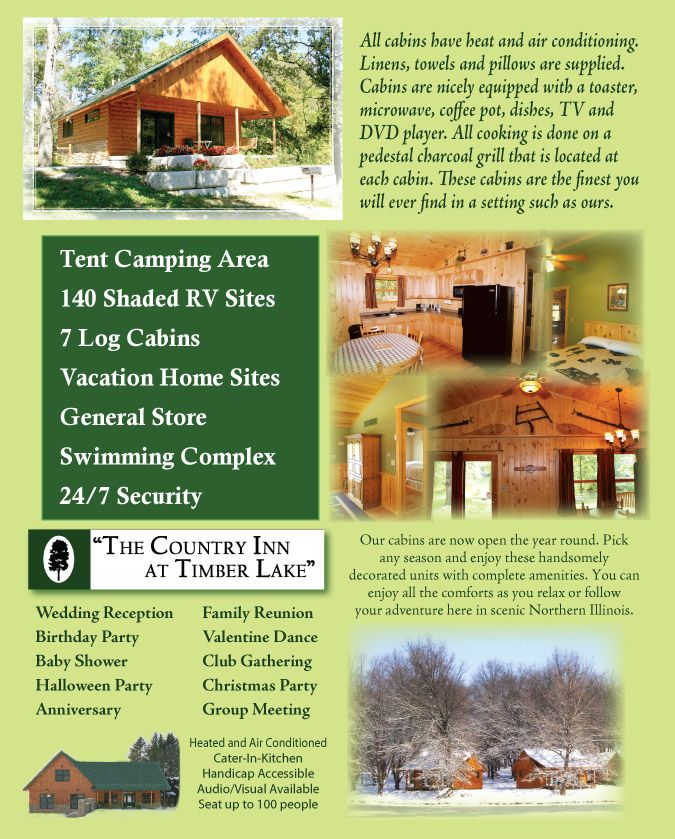 Illinois Lakes - Vacation Rentals, Lake Homes for Sale ...