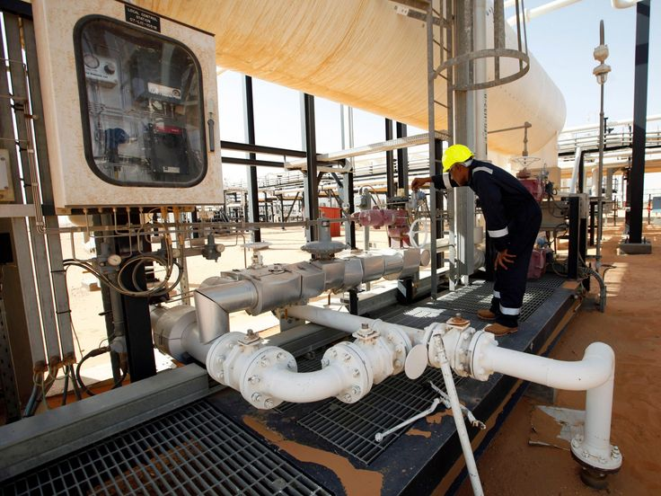 Libya's largest oil field resumes production