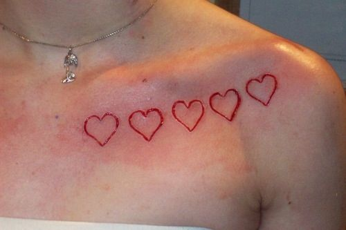 A blog dedicated to the art that is scarification. I do not claim to own any of the pictures on this...
