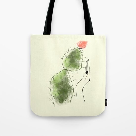 Tough Love Tote Bag