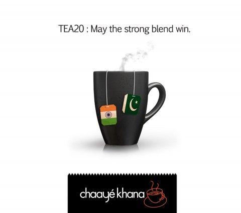 Chaaye Khana   Branding Bees   Tea20 Cricket Blend   WE LOVE AD