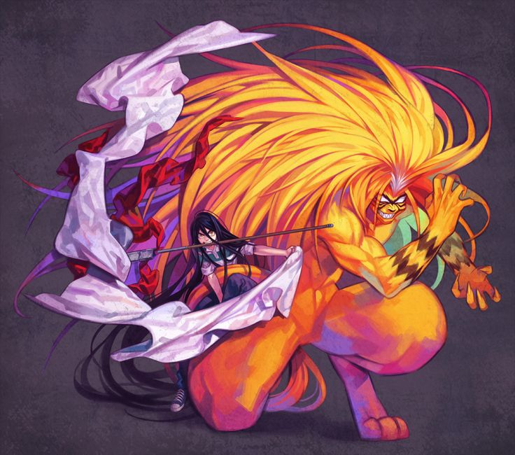 102 Best Images About Ushio To Tora On Pinterest