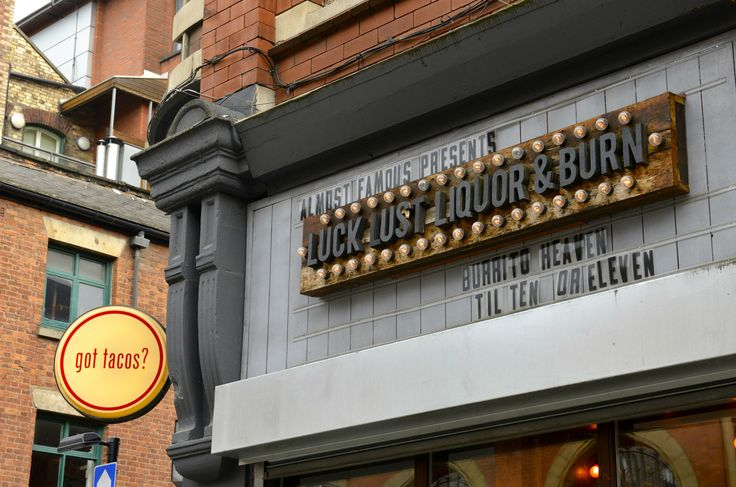 Time Out Manchester's guide to where to eat and drink in the Northern Quarter