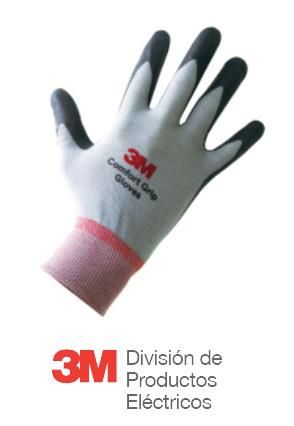 Los Guantes Comfort Grip de 3M son la mejor herramienta para cualquiera que trabaje con Electricidad. Ideales para trabajos de plomería, eléctricos, cableados, tareas de mantenimiento, jardinería y cultivos, mantenimiento mecánico y vehícular.