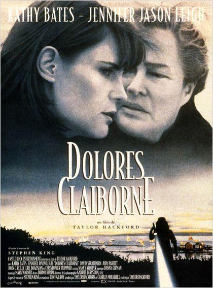 Dolores Claiborne : Affiche Jennifer Jason Leigh, Kathy Bates, Taylor Hackford