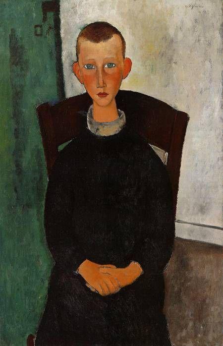 The Son Of The Concierge, Amedeo Modigliani, $ 31 million