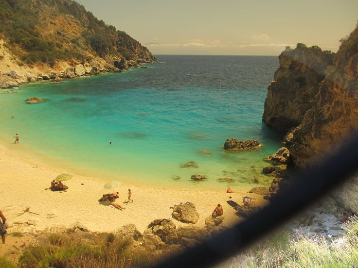 Agiofilli Beach Vassiliki