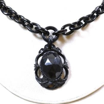 40 best when in whitbybuy the jet images on pinterest antique victorian whitby jet necklace 1195 aloadofball Image collections