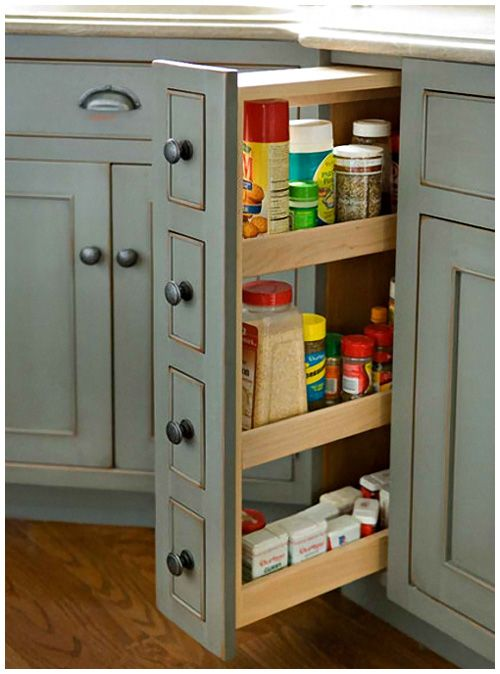 25 Best Ideas About Kitchen Spice Rack Interior On Pinterest Spice Storage Kitchen Spice Storage And Kitchen Spice Rack Inspiration