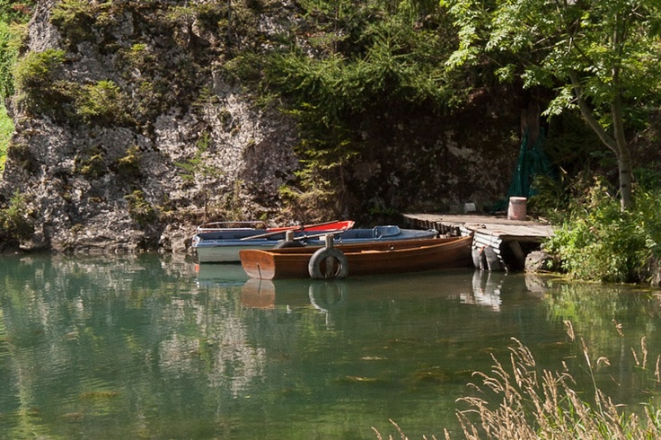 #Alleghe #Lake