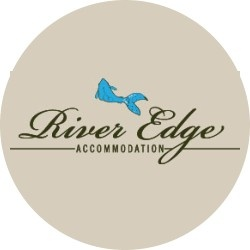 Breede River Accommodation, Rawsonville.  At River Edge Accommodation you are surrounded by mountains that turn pink at sunset, vineyards stretching to the horizon, fynbos alive with small wildlife, and the Breede River on your doorstep - and yet you are only an hour away from Cape Town.