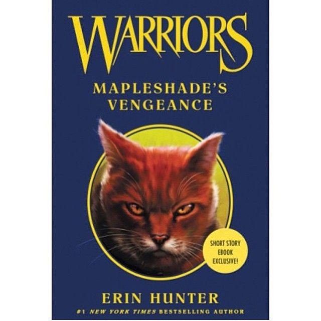 Mapleshade's Vengeance Cover