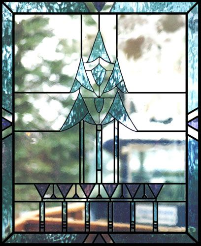 Stained Glass Kitchen - Scottish Stained Glass