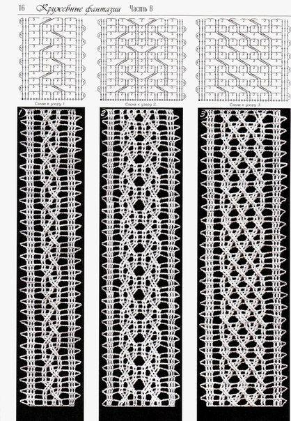 Любители вязания крючком на Блоге Настика