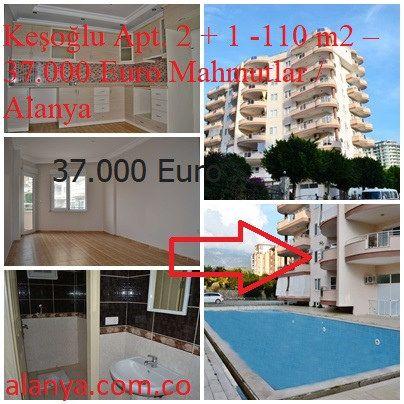 https://flic.kr/p/F8Eg32 | Keşoğlu Apt. 2 + 1 -110 m2 – 37.000 Euro Mahmutlar / Alanya | Keşoğlu Apt. 2 + 1 -110 m2 – 37.000 Euro Mahmutlar / Alanya
