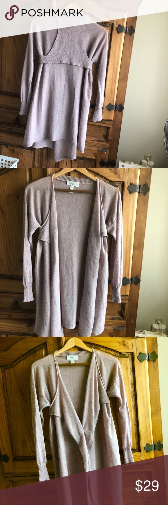 "Diesel  soft pink sweater, Sz Small, Like New Beautiful Diesel sweater in a textured light pink. Throw over a T to stay cozy warm. Or dress it up with a cami, long necklace and skinny pants. Beautiful layering in the back. This is in ""like new"" condition. Hand wash in cold. Diesel Sweaters Cardigans"