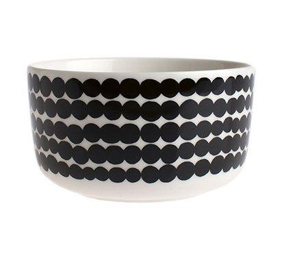 Räsymatto bowl by Marimekko