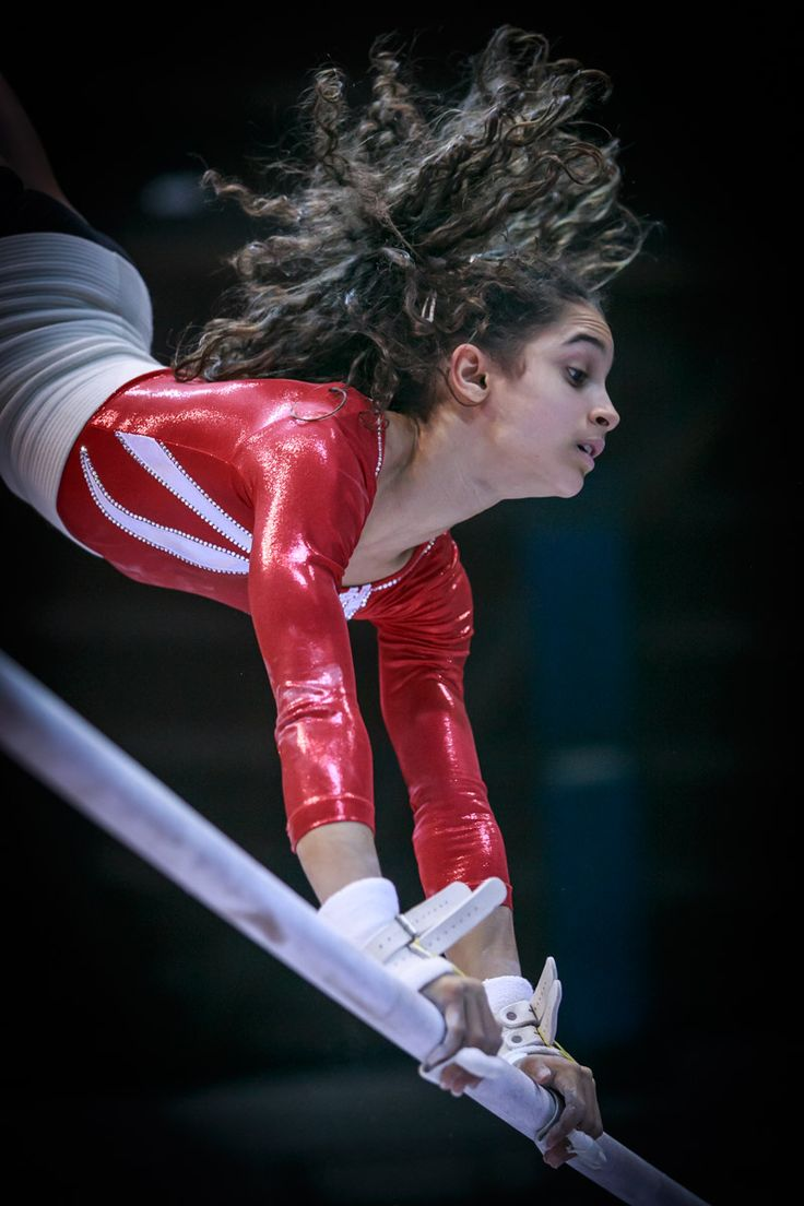 Gymnastic atletic