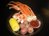 Real Cajun Cooking - Pure and Simple: Alaskan Crab Legs - Cajun Style