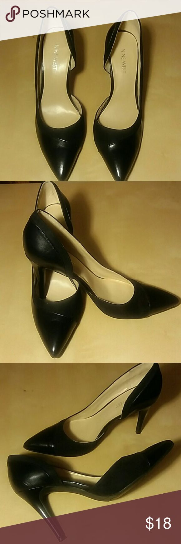 "Nine West Heels Nine West Heels  4.5"" heel Nine West Shoes Heels"