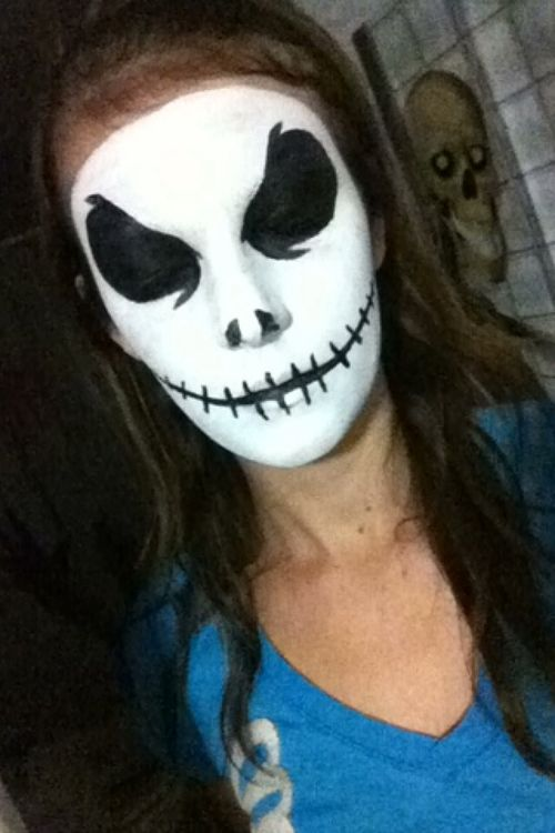 49 best All Hallows images on Pinterest Male witch, Halloween - face painting halloween ideas