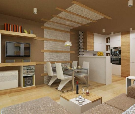 A great small apartment design