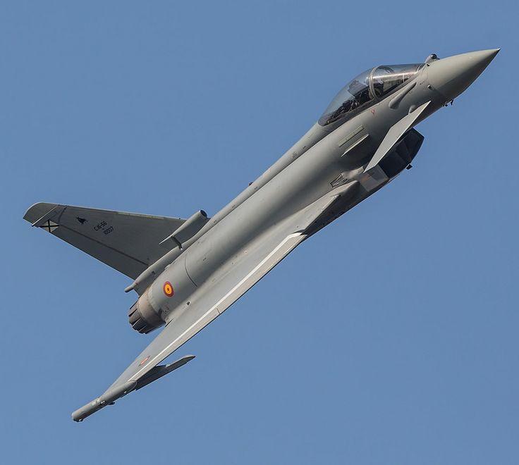 Eurofighter EF-2000 Typhoon - Spanish Air Force
