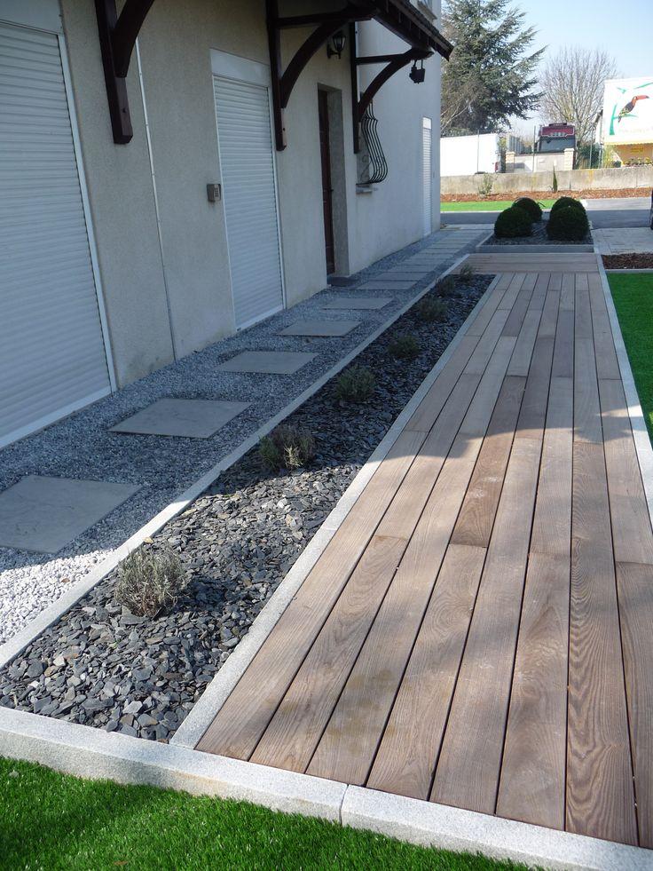 Die besten 17 ideen zu dalle de terrasse auf pinterest dalle de jardin dal - Dalle terrasse grise ...