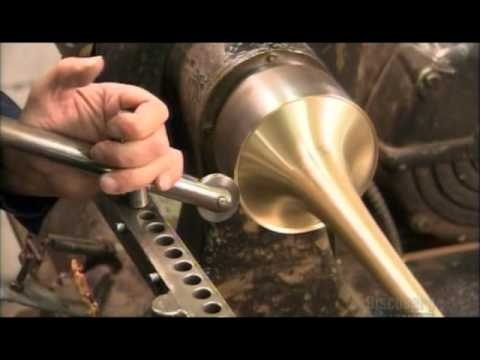 How its made - Trumpets