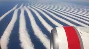 Resultado de imagem para imagens de nuvens estranhas