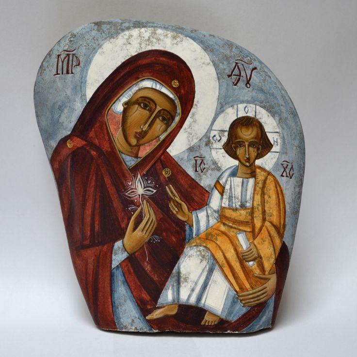 Khrystyna Kvyk - Virgin Mary