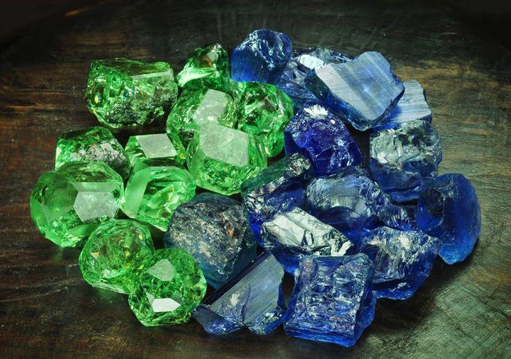 Merelani Mint Green Garnets and Tanzanites.jpg