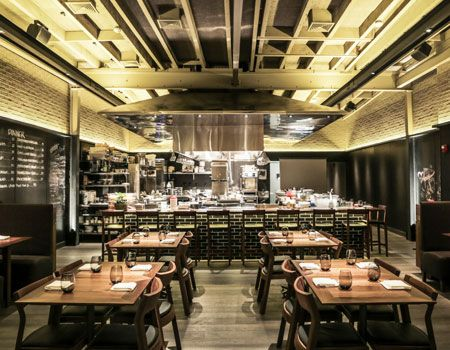 Chef Peter Serpico tantalizes tastebuds with a boldly inventive pan-Asian menu at Serpico, one of GAYOT's 2014 Top 10 New Restaurants in the U.S.
